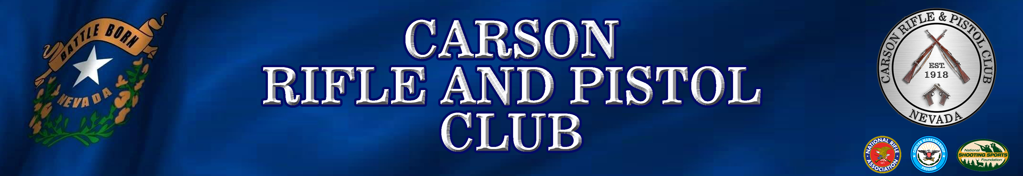 CARSON RIFLE AND PISTOL CLUB